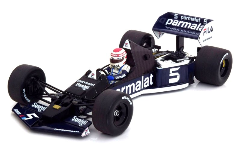 Brabham BT52 n.5 World Champion  1983