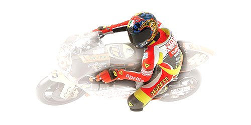 Figurine Riding Valentino Rossi Moto GP 1999