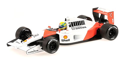 McLaren Honda MP4/6 World Champion 1991