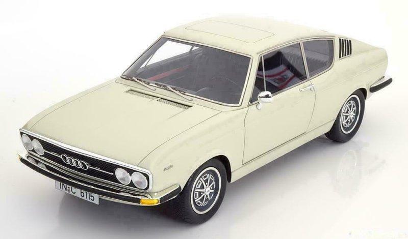 Audi 100 Coupe S - 1970   Audi  Foxtoys - Modely aut