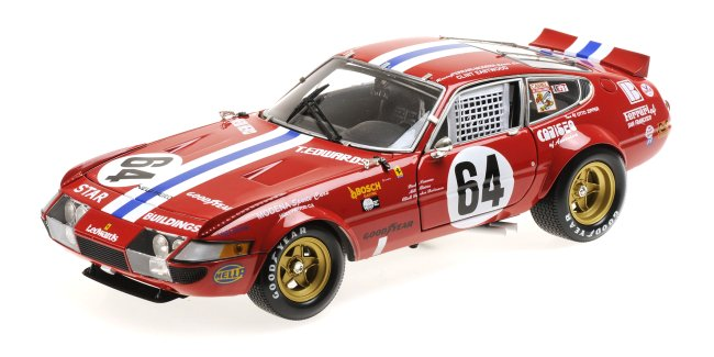 Ferrari 365 GTB/4 n. 64 5Th 24h Daytona 1977