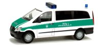 Mercedes Benz Vito bus German customs authorities