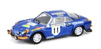 Alpine A110 1600S n. 11 Rally Sweden 1973