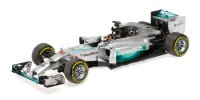 MERCEDES AMG PETRONAS F1 TEAM W05 - WINNER ABU DHABI GP 2014
