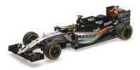 SAHARA FORCE INDIA F1 TEAM MERCEDES VJM09 - 3RD PLACE MONACO GP 2016