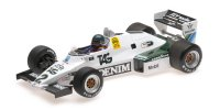 WILLIAMS FORD FW08C – 1983