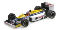 WILLIAMS HONDA FW11 – NIGEL MANSELL – 1986