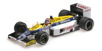 WILLIAMS HONDA FW11 –  1986
