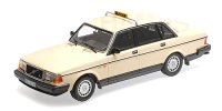 VOLVO 240 GL - 1986 - ´TAXI GERMANY´