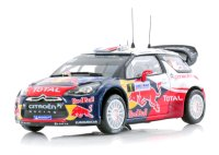 Citroën DS3 WRC - World Champion - Rallye de France 2012