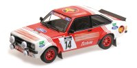 FORD RS 1800 – 3RD PLACE LOTTO HASPENGOUWRALLY 1983