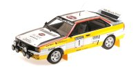 AUDI QUATTRO A2 – AUDI SPORT – SANYO RALLY OF NEW ZEALAND 1984