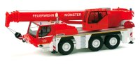 Liebherr mobile crane LTM 1045/1 Muenster fire department