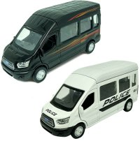 Ford Transit - 2 druhy