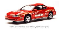 Chevrolet Monte Carlo 1999 Official Indy 500