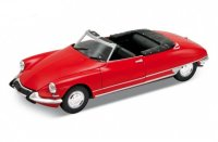 Citroen DS 19 Cabrio open