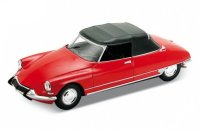 Citroen DS 19 Cabrio closed