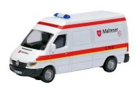 Mercedes Benz Sprinter Malteser Ambulance