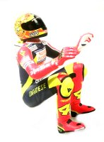 Figurine Valentino Rossi Riding GP 250 Imola 1998