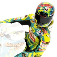 Figurine Riding Valentino Rossi 250ccm GP Mugello 1999