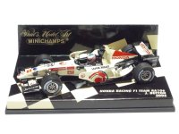 HONDA F1 RACING RA106 WINNER HUNGARY GP 2006 DIRTY VERSION