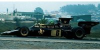 LOTUS FORD 72 - REINE WISELL - CANADIAN GP 1972