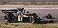 LOTUS FORD 72 -  USA GP 1972