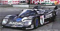 PORSCHE 962C  ´BLAUPUNKT´  WINNER SUPERCUP NÜRBURGRING SUPERSPRINT 1986