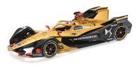 FORMULA E SEASON 5 – DS TECHEETAH FORMULA E TEAM