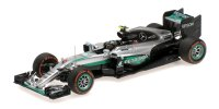 MERCEDES AMG PETRONAS F1 TEAM - F1 W07 HYBRID - WINNER JAPANESE GP 2016