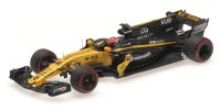RENAULT SPORT FORMULA ONE TEAM RS17 – TESTING HUNGARORING 2017