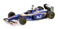 WILLIAMS RENAULT FW19 - WORLD CHAMPION 1997 - HIGH COVER