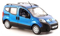 Peugeot Bipper Tepee Outdoor 2009