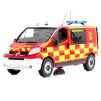 Renault Trafic Pompiers 2010