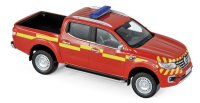 Renault Alaskan Pick-Up Pompiers 2017
