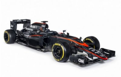 MCLAREN HONDA MP4/30 - SPANISH GP 2016