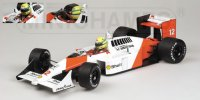 MCLAREN HONDA MP4/4 –  WORLD CHAMPION 1988