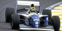 WILLIAMS RENAULT FW16 – BRAZIL GP 1994