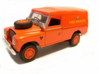 Land Rover Series III 109 Fire Brigade