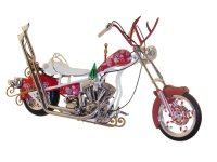 American Chopper Christmas Bike