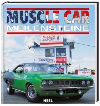 Kniha Muscle Car Meilensteine