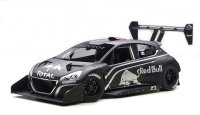PEUGEOT 208 T16 PIKES PEAK PRESENTATION CAR