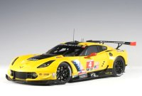 Chevrolet Corvette C7 R Lime Rock 2016 Winner N.4