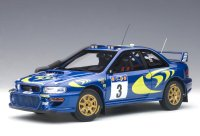 Subaru Impreza WRC 1997 RALLY OF SAFARI N.3