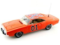 Dodge Charger Dukes of Hazard General Lee 1969