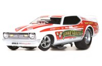Bounty Hunter Mustang Funny Car Connie Kalitta 1972