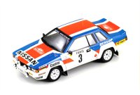 Nissan 240 RS n. 3 Monte Carlo Rally 1984
