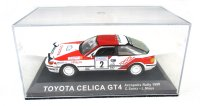 Toyota Celica GT 4 n. 2 Rally Acropolis 1990