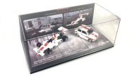 Graham Hill Embassy set Fiat 126P + F1 Hill Belgium GP 1975
