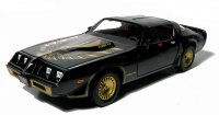 Pontiac Firebird Trans Am Turbo 4.9L Smokey & The Bandit II 1980